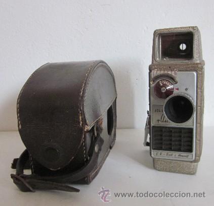 Antigüedades: CAMARA DE CINE SUPER 8, MARCA: BELL E HOWELL AUTOSET - Foto 2 - 38387502