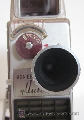 Antigüedades: CAMARA DE CINE SUPER 8, MARCA: BELL E HOWELL AUTOSET - Foto 3 - 38387502