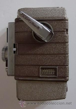 Antigüedades: CAMARA DE CINE SUPER 8, MARCA: BELL E HOWELL AUTOSET - Foto 4 - 38387502