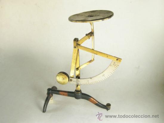 ANTIGUO PESO DE CARTAS - 150 GRAMOS (Antigüedades - Técnicas - Medidas de Peso Antiguas - Otras)