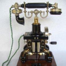 Teléfonos: TELÉFONO ANTIGUO L.M. ERICSSON & CO. - STOCKHOLM. - PIEZA DE COLECCIÓN!. Lote 40193969