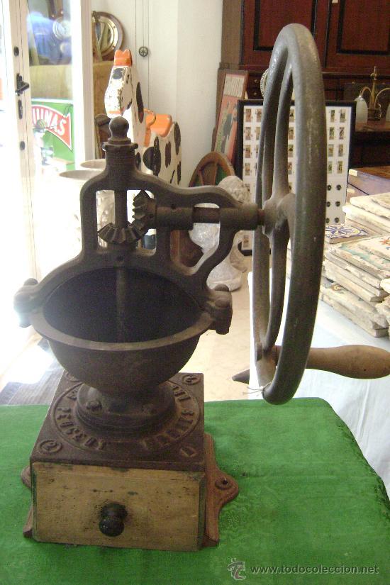 Antigüedades: MOLINO DE CAFE - Foto 3 - 22252297