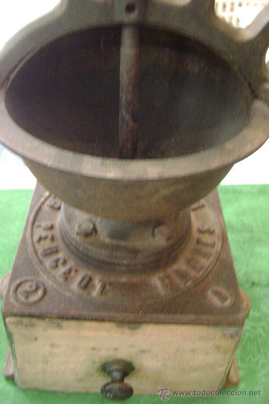 Antigüedades: MOLINO DE CAFE - Foto 4 - 22252297