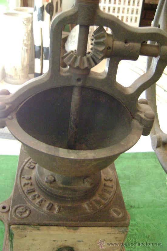Antigüedades: MOLINO DE CAFE - Foto 5 - 22252297