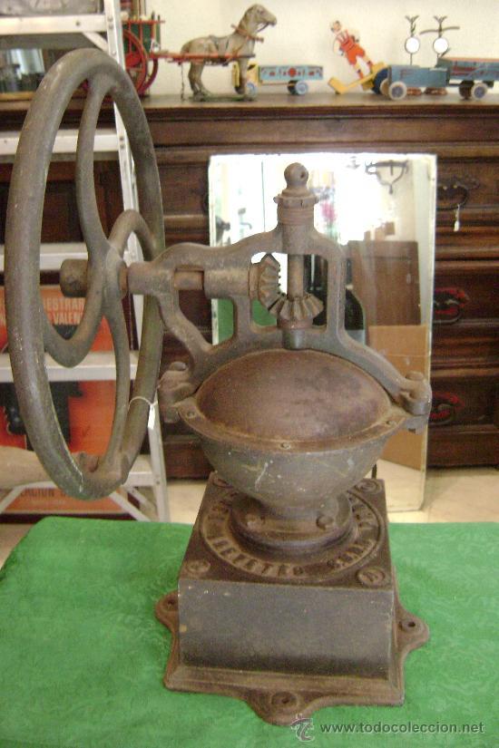 Antigüedades: MOLINO DE CAFE - Foto 6 - 22252297