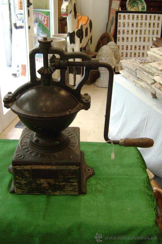 Antigüedades: MOLINO DE CAFE MARCA PEUGEAUT - Foto 2 - 22252300