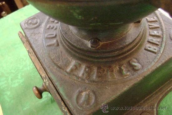 Antigüedades: MOLINO DE CAFE MARCA PEUGEAUT - Foto 4 - 22252300