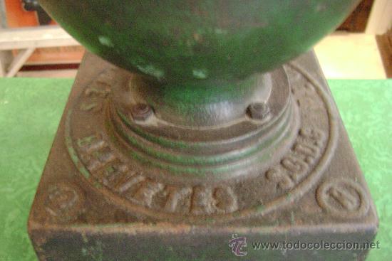 Antigüedades: MOLINO DE CAFE MARCA PEUGEAUT - Foto 5 - 22252300