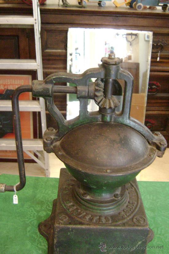 Antigüedades: MOLINO DE CAFE MARCA PEUGEAUT - Foto 8 - 22252300