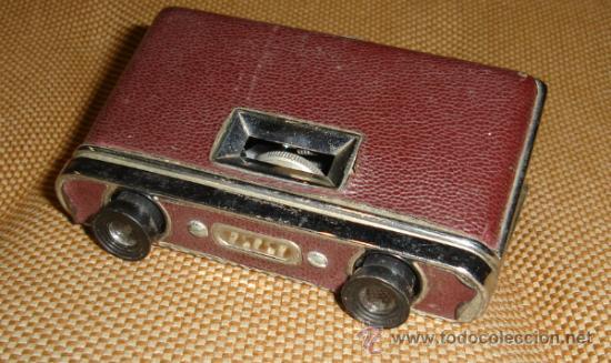 Antigüedades: Bonitos binoculares de caja,original,,marca Pal-F,son los de las fotos - Foto 4 - 39285469