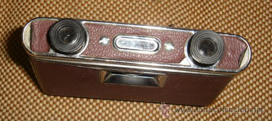 Antigüedades: Bonitos binoculares de caja,original,,marca Pal-F,son los de las fotos - Foto 3 - 39285469