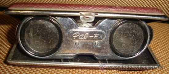 Antigüedades: Bonitos binoculares de caja,original,,marca Pal-F,son los de las fotos - Foto 2 - 39285469