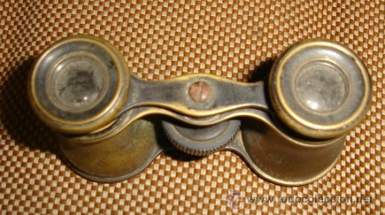 Antigüedades: Prismáticos,Binoculares,de Ópera,originales,posiblemente franceses,los de las fotos - Foto 3 - 38684541