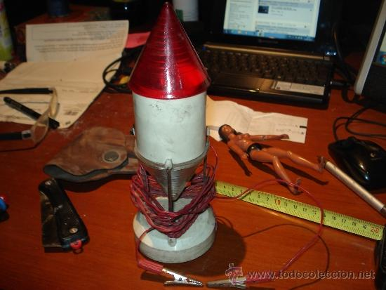 CURIOSO APARATO TIPO TESTER (Antigüedades - Técnicas - Herramientas Profesionales - Electricidad)