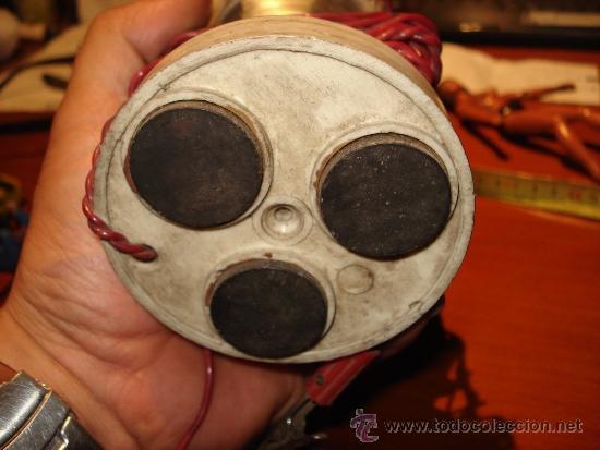Antigüedades: curioso aparato tipo tester - Foto 5 - 38760565