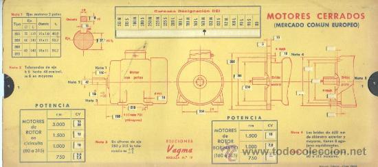 CALCULADORA DE CARTÓN - MOTORES CERRADOS - MERCADO COMUN EUROPEO POTENCIA (Antigüedades - Técnicas - Aparatos de Cálculo - Calculadoras Antiguas)