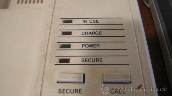 Teléfonos: UNO DE LOS PRIMEROS TELEFONOS INALAMBRICOS.INSTRUCCIONES .ANTENAS TELESCOPICAS - Foto 2 - 178642918
