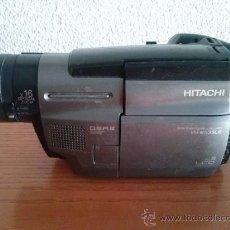 Antigüedades: CAMARA DE VIDEO HITACHI VM-E535LE. Lote 289669943