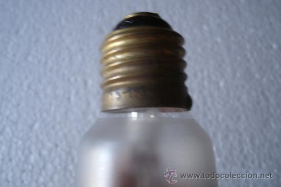 Antigüedades: ANTIGUA BOMBILLA . ORIGINAL DE PRINCIPIOS DEL XX - MODELO MUY RARO - Foto 4 - 38968841