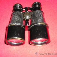 Antigüedades: PRISMATICOS ANTIGUOS EN MAGNIFICO ESTADO. Lote 38938781