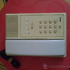 Teléfonos: TELEFONO ANTIGUO DE AMPER. Lote 38959197