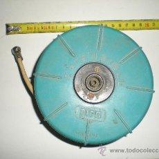 Antigüedades: ANTIGUA ALARGADERA DE CABLE DE ANTENA PARA TV. Lote 38969073