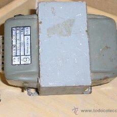 Antigüedades: TRANSFORMADOR ELECTRICO **PASTERAL**. Lote 38980325