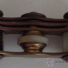 Antigüedades: ANTIGUOS BINOCULARES EN NÁCAR . Lote 39008909
