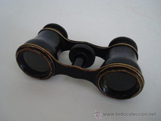 ANTIGUOS BINOCULARES DE TEATRO (Antigüedades - Técnicas - Instrumentos Ópticos - Binoculares Antiguos)
