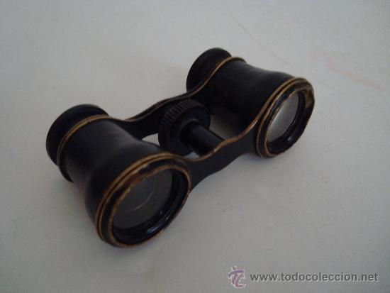 Antigüedades: ANTIGUOS BINOCULARES DE TEATRO - Foto 2 - 39009051