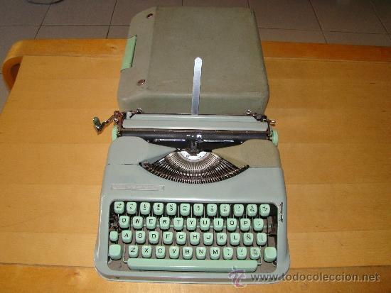 MAQUINA DE ESCRIBIR HERMES BABY (Antigüedades - Técnicas - Máquinas de Escribir Antiguas - Hermes)