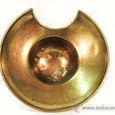 Antigüedades: BACIA DE BARBERO DE LATON, SIGLO XIX. Lote 39066026