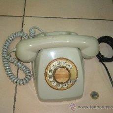 Teléfonos: TELEFONO ANTIGUO AÑOS 70 ESPAÑOL, 100% ORIGINAL Y FUNCIONAL. Lote 39106476