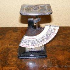 Antigüedades: BALANZA DE CARTAS. Lote 39234768