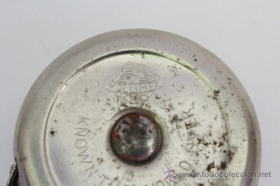 Antigüedades: ANTIGUO METRO MOLLIMEX CON BOTON AUTOMATICO DE RECOGIDA - Foto 5 - 39147419