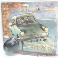 Antigüedades: RATON HARRY POTTER MEMOREX,OPTICAL MOUSE AND MOUSEPAD,A ESTRENAR. Lote 39185830