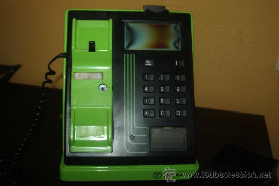 Teléfonos: cabina telefono color verde - Foto 2 - 39222950