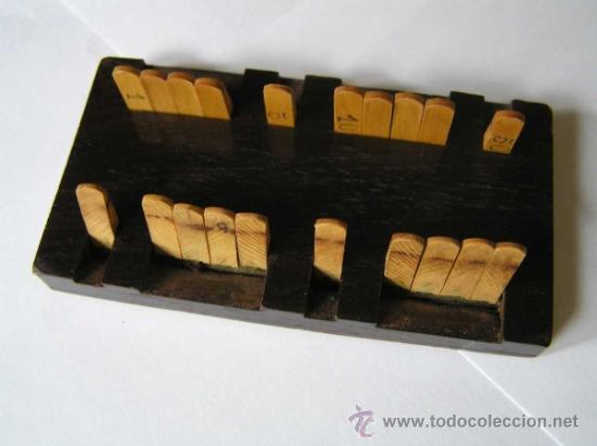 Antigüedades: CONTADOR - CALCULADORA - ABACO - Foto 11 - 39218247