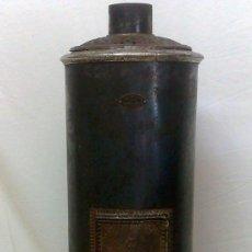 Antigüedades: TERMO SIFON TUBULAR HIERRO PP. XX.. Lote 27877224