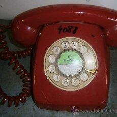 Teléfonos: TELÉFONO ROJO. Lote 39284784