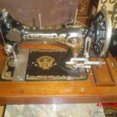 Antiquités: MAQUINA DE COSER ANTIGUA DE LA MARCA FRISTER & ROOSMAAN . Lote 39331851