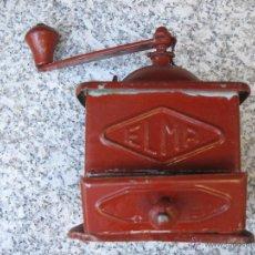 Antigüedades: MOLINILLO ANTIGUO DE CAFE. MARCA ELMA.. Lote 39369130