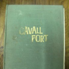 Antigüedades: CAVALL FORT, ÁLBUM VII (Nº DEL 82 AL 86). AÑO 1967. Lote 39364215
