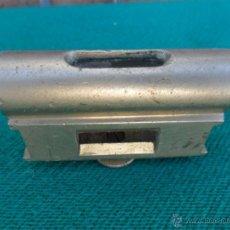 Antigüedades: PEQUEÑO NIVEL DE METAL. Lote 39429516