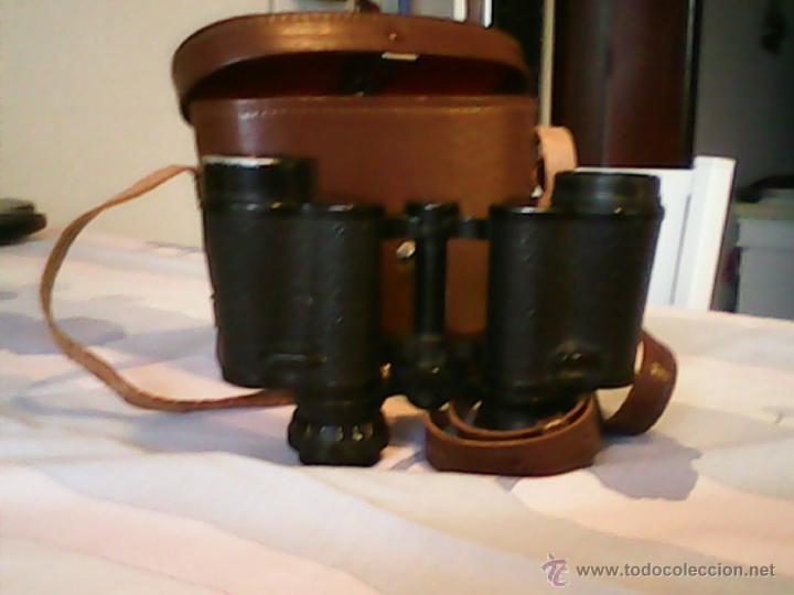 Antigüedades: ANTIGUOS BINOCULOS MARCA LUPINUS...MOP,JAPAN.--8X30, 7,5 N.382363,,J-B34 - Foto 4 - 39440595