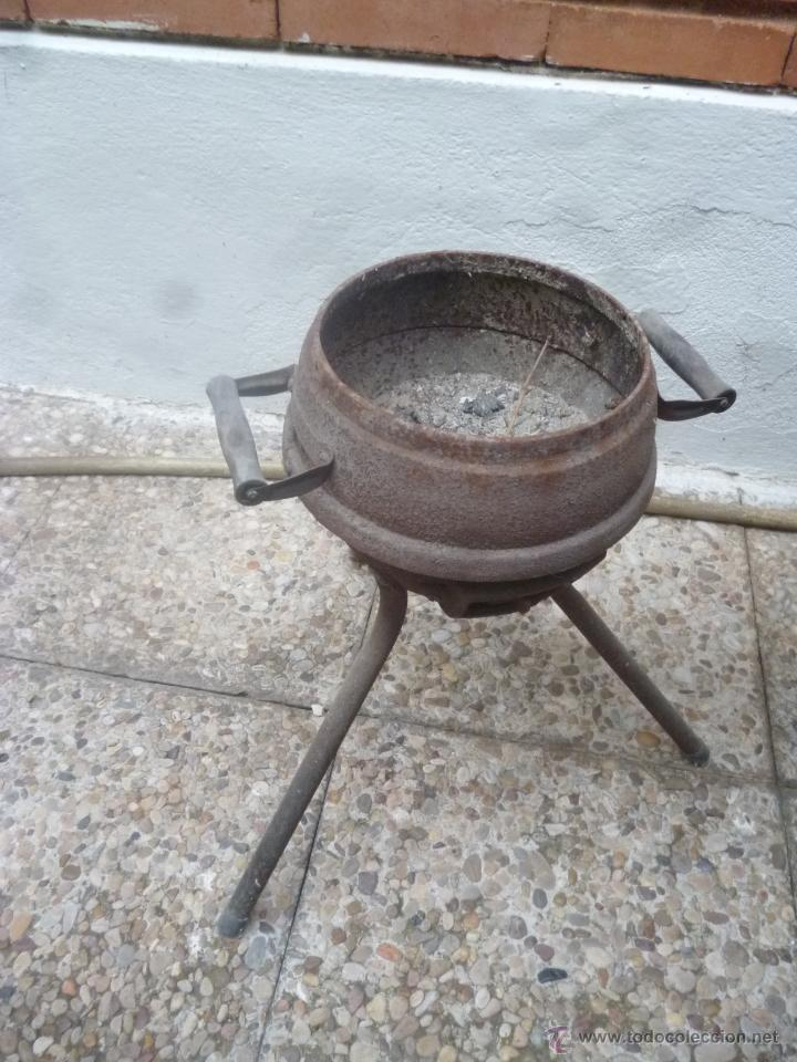 Antigüedades: BARBACOA-BRASERO - Foto 7 - 39487054