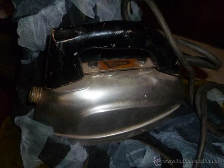 Antigüedades: PLANCHA DE VAPOR - Foto 6 - 39609333