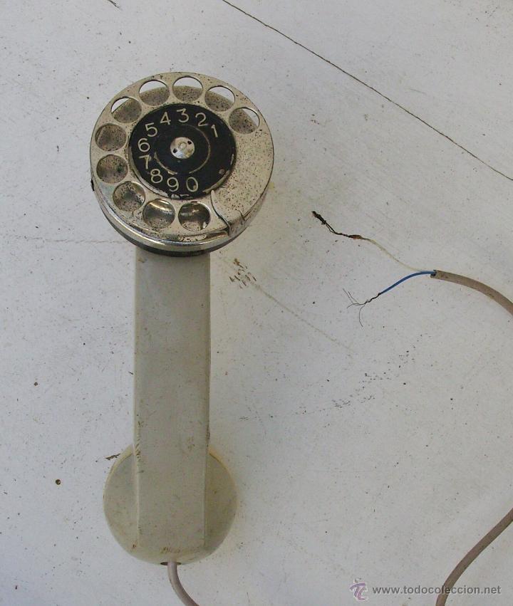 TELEFONO PARA TECNICO DE PRUEBAS (Antigüedades - Técnicas - Teléfonos Antiguos)