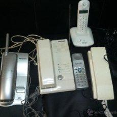 Teléfonos: LOTE DE 5 TELÉFONOS. Lote 39667898