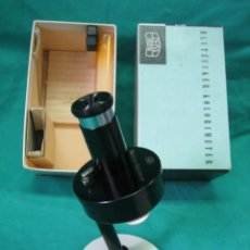 Antigüedades: MICROSCOPIO BLUTZUCKER-KOLORIMETER. ZEISS/IKON. Lote 39694432